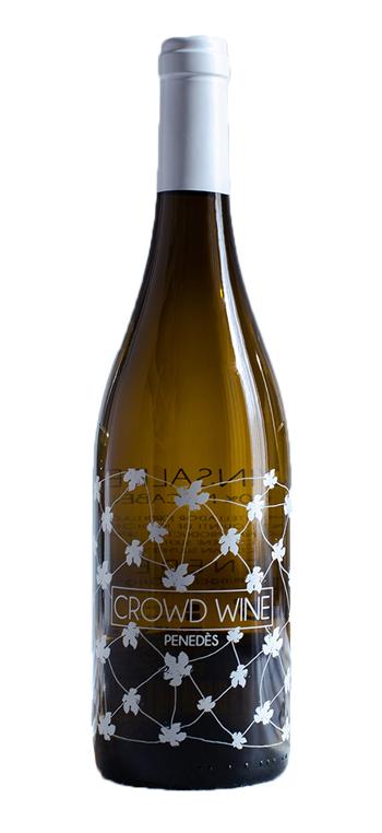 Vino Blanco Crowd Wine Penedès