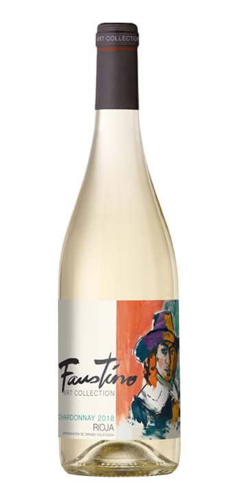 Vino Blanco Faustino Art Collection Chardonnay