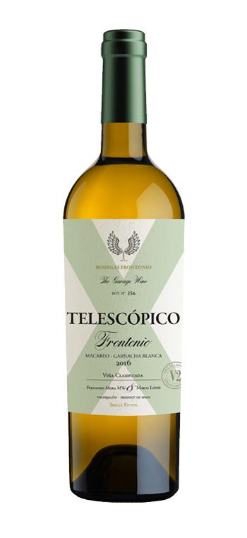 Vino Blanco Frontonio Telescópico