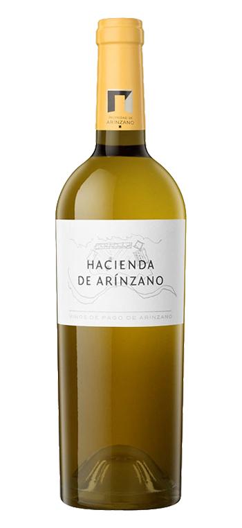 Vino Blanco Hacienda de Arínzano Magnum