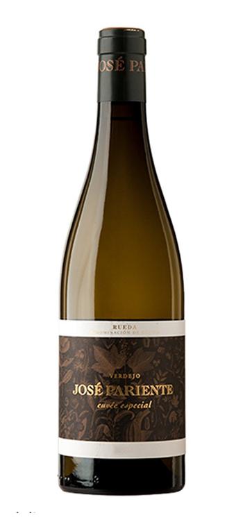 Vino Blanco José Pariente Cuvée Especial