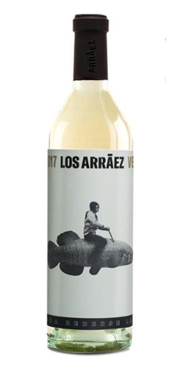 Vino Blanco Los Arráez Verdil