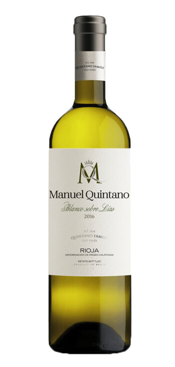 Vino Blanco Manuel Quintano