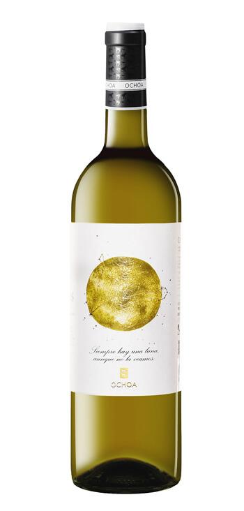 Vino Blanco Ochoa Calendas Vegano