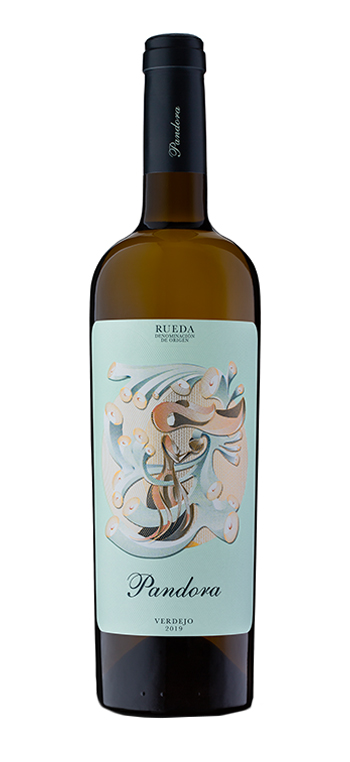 Vino Blanco Pandora Verdejo