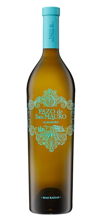 Vino Blanco Pazo San Mauro 3L