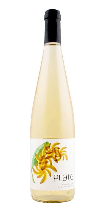 Vino Blanco Platé de Plátano