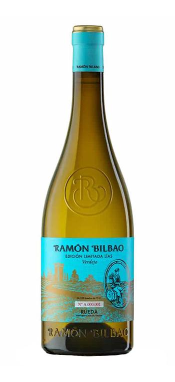 Vino Blanco Ramon Bilbao Edición Limitada Lias
