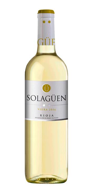 Vino Blanco Solagüen
