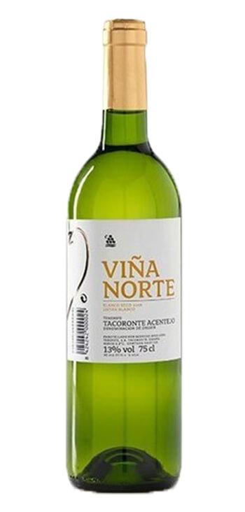 Vino Blanco Seco Viña Norte