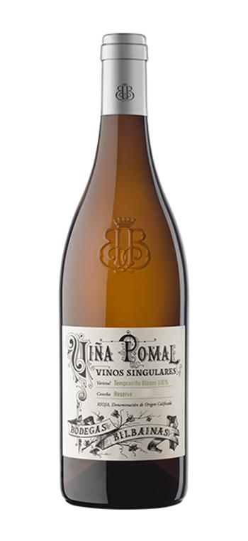 Vino Blanco Viña Pomal Tempranillo Blanco Reserva