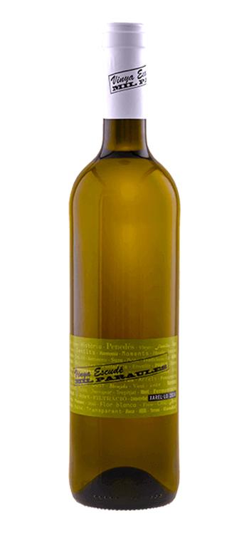Vino Blanco Xarel·lo Vinya Escudé