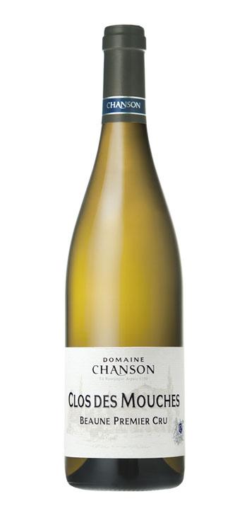 Vino Blanco Domaine Chanson Beaune Clos de Mouches 1er Cru