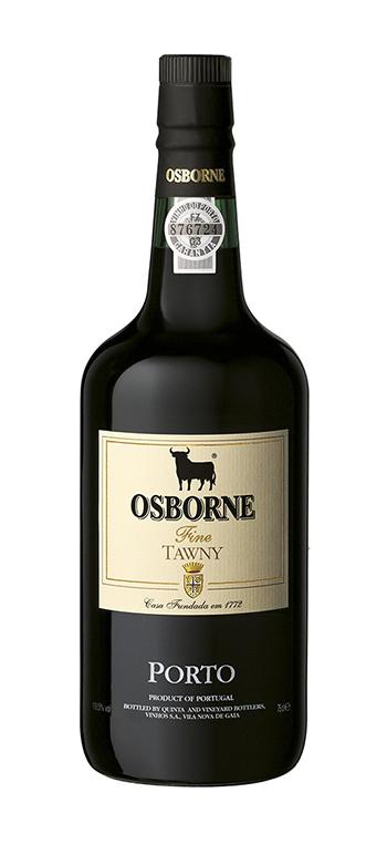 Vino dulce de Oporto Osborne Tawny