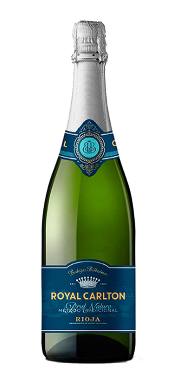 Vino Espumoso Royal Carlton Brut Nature