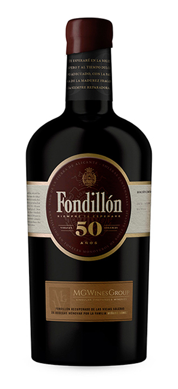 Vino Generoso Fondillón Siempre te Esperaré 50 Años 75cl.