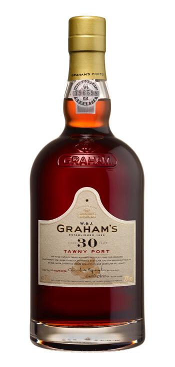 Vino Generoso Graham's Oporto Tawny 30 años