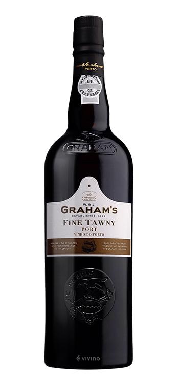 Vino Generoso Graham's Fine Tawny