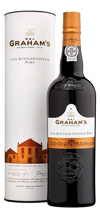 Vino Generoso Graham's L.B.V.