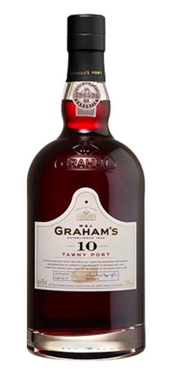 Vino Generoso Graham's Oporto 10 Años 4,5L