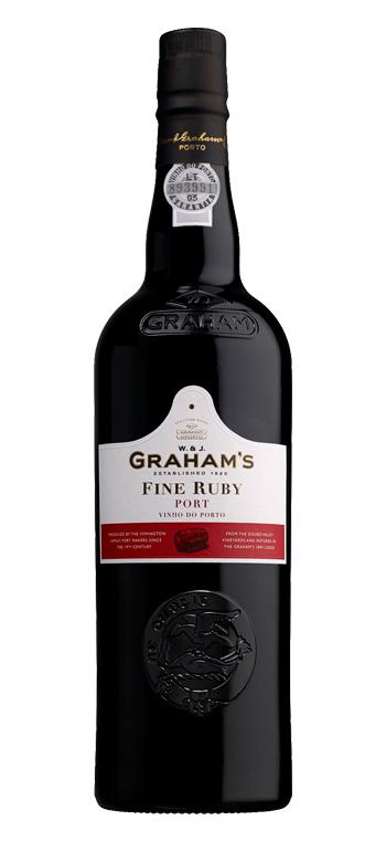Vino Generoso Graham's Oporto Fine Ruby