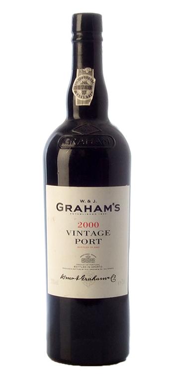 Vino Generoso Grahams Oporto Vintage 2000