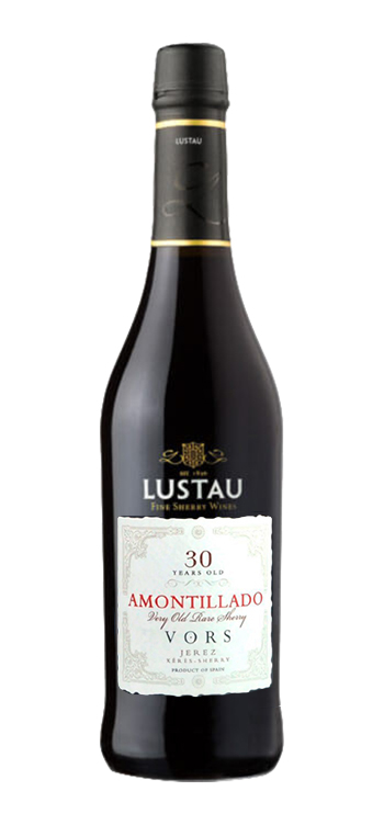 Vino Generoso VORS Amontillado Lustau