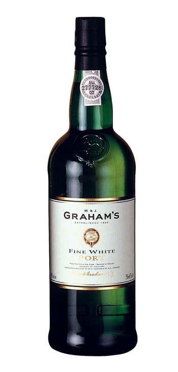 Vino Graham's Oporto Fine White