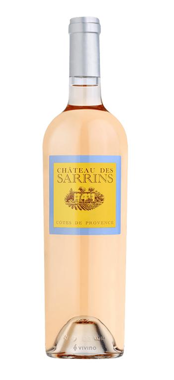 Vino Rosado Chateau de Sarrins Rosé