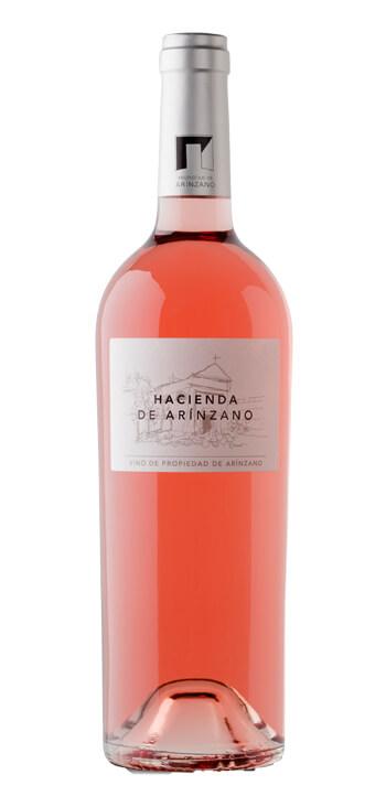 Vino Rosado Hacienda de Arínzano