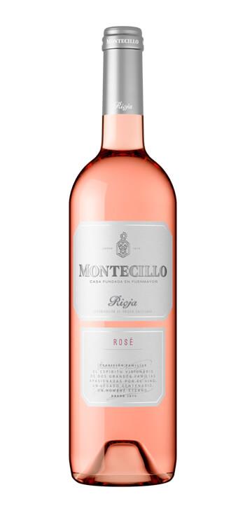 Vino Rosado Montecillo Rioja