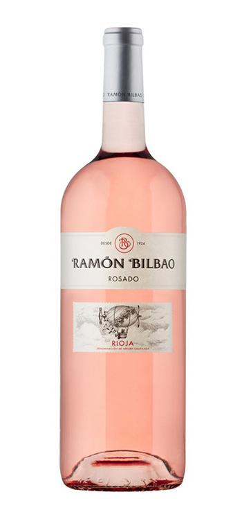 Vino Rosado Ramon Bilbao Magnum