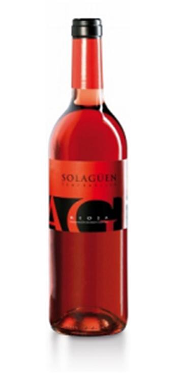 Vino Rosado Solagüen