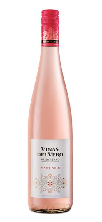 Vino Rosado Viñas del Vero Pinot Noir
