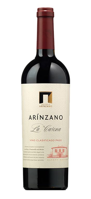 Vino Tinto Arínzano La Casona Magnum 1,5L