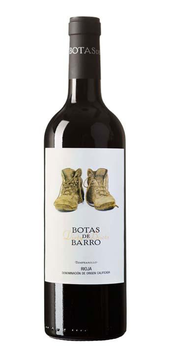Vino Tinto Botas de Barro Rioja