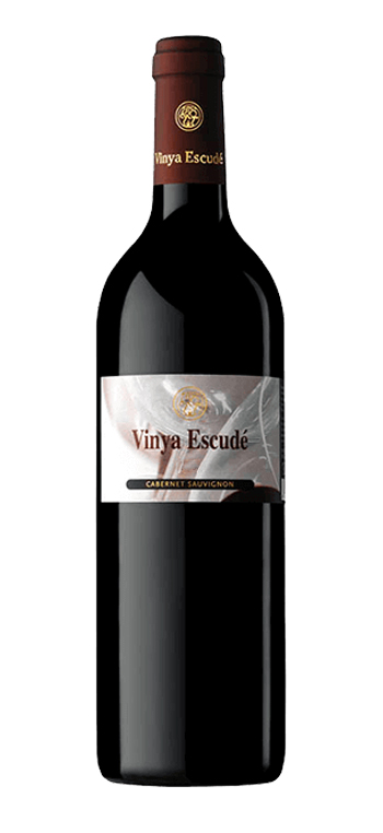 Vino Tinto Cabernet Sauvignon Reserva Vinya Escudé