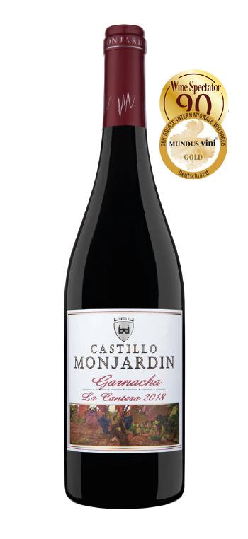 Vino Tinto Castillo de Monjardín Garnacha
