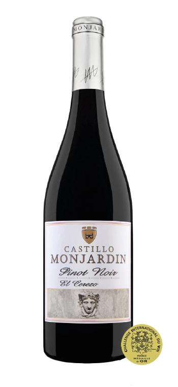 Vino Tinto Castillo de Monjardín Pinot Noir