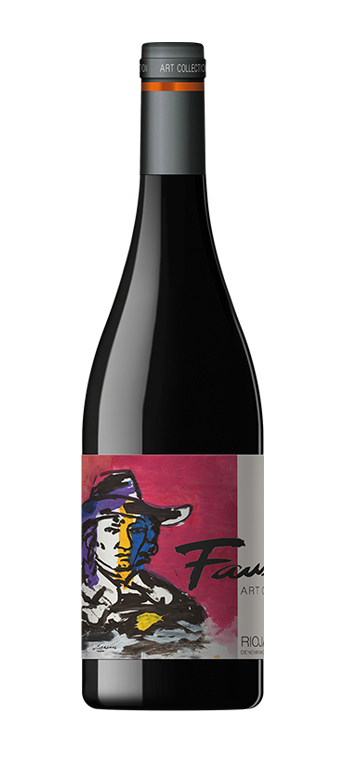 Vino Tinto Faustino Art Collection V