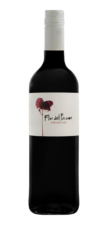 Vino Tinto Flor del Páramo Prieto Picudo