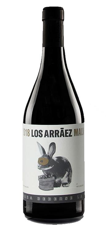 Vino Blanco Los Arráez Malvasia