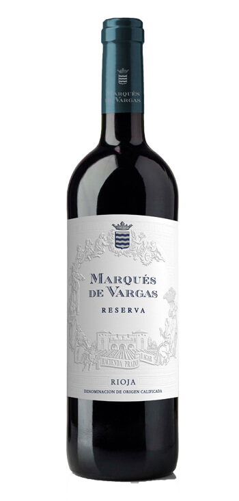 Vino Tinto Marques de Vargas Reserva