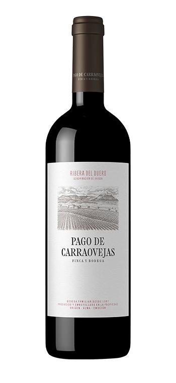 Vino Tinto Pago de Carraovejas Magnum