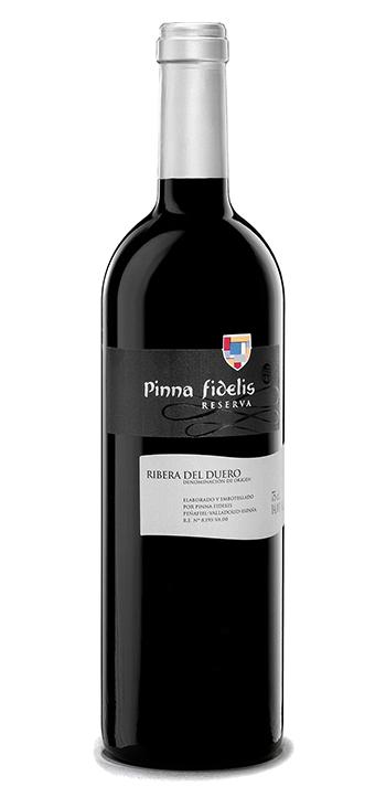Vino Tinto Pinna Fidelis Reserva