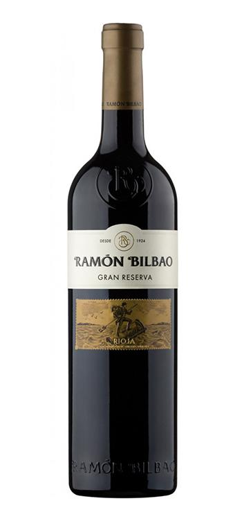 Vino Tinto Ramón Bilbao Gran Reserva