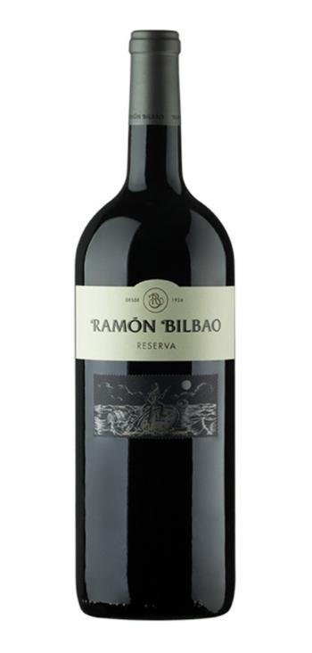 Vino Tinto Ramón Bilbao Reserva 5L.