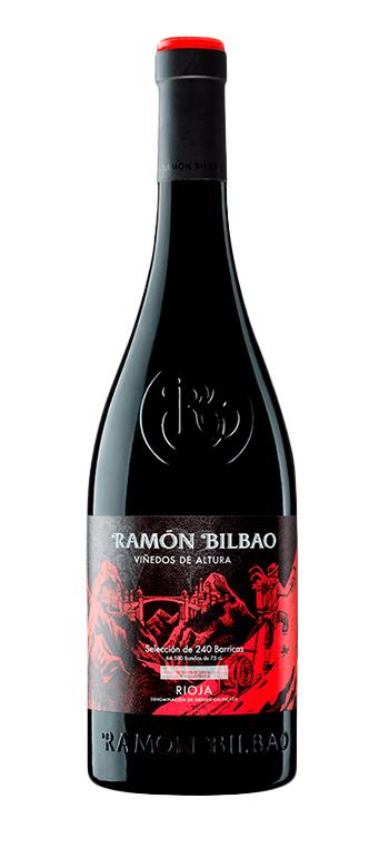 Vino Tinto Ramón Bilbao Viñedos Altura