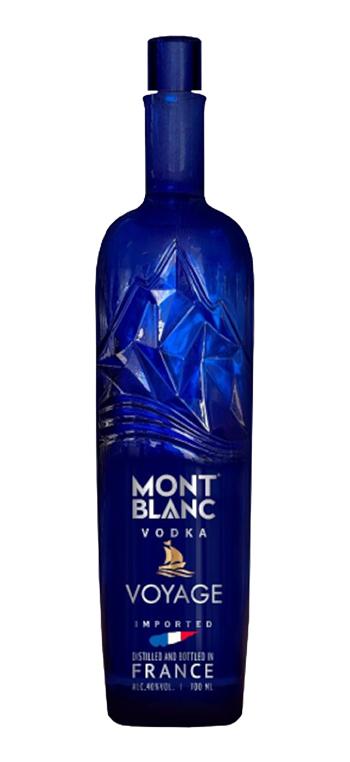 Vodka Montblanc Voyage
