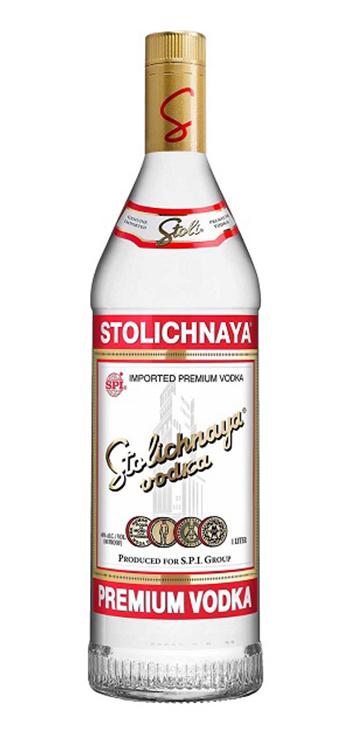 Vodka Stolichnaya 35 CL